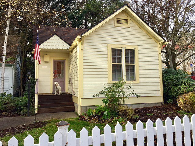 jacksonville inn, pet-friendly cottage, jacksonville, oregon