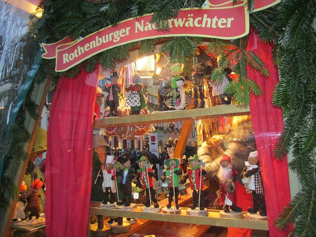 rothenburg ob der tauber, night watchman, germany