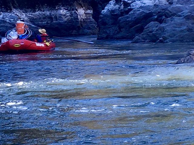 row adventures, rogue river, mule creek canyon, the narrows, southern oregon