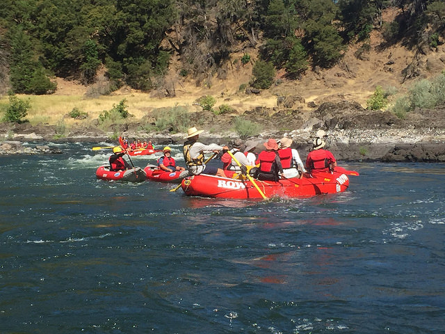 kayak, raft, row adventures, rogue river, river, wild & scenic river, southern oregon, oregon