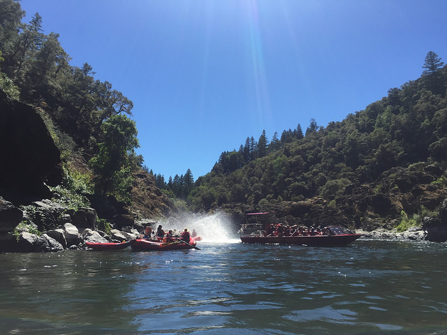 Jerry's rogue river jetboat, row adventures, rogue river, southern oregon