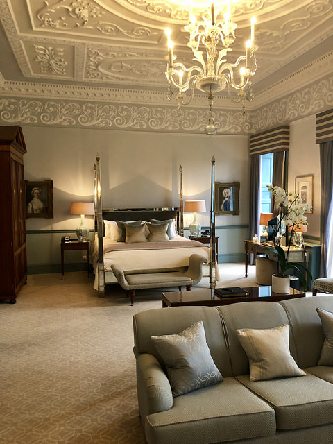 duke of york suite, royal crescent hotel & spa, 5 star luxury in bath, luxury bath hotel