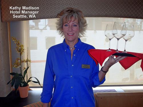 """""""Kathy Madison"""" """"Safari Endeavour"""""""