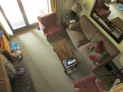 """Sunriver Lodge"" suite"