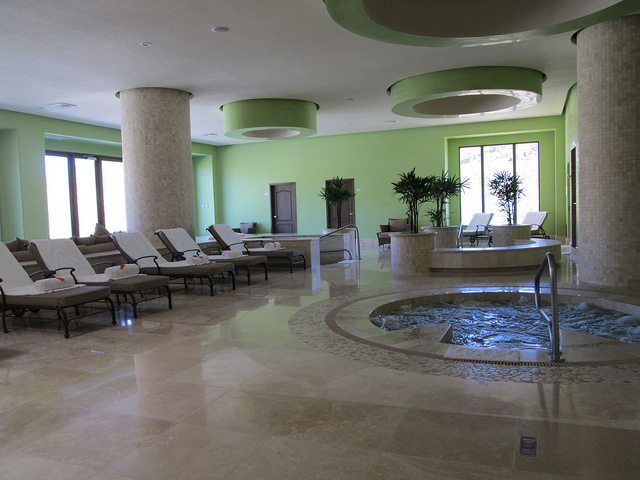 villa del palmar, sabila spa, loreto, mexico