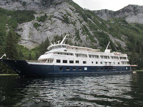 """""""Safari Endeavour"""" Alaska"""