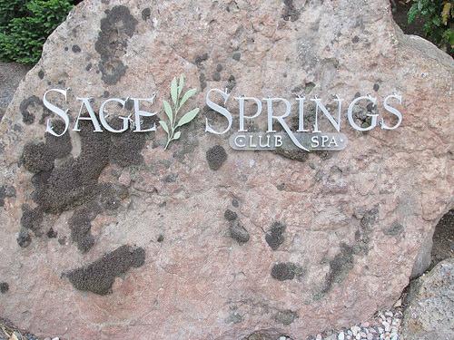 """""""Sage Springs Spa"""""""