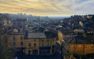 saint emilion, france, wine region, basque country, nouvelle-aquitaine