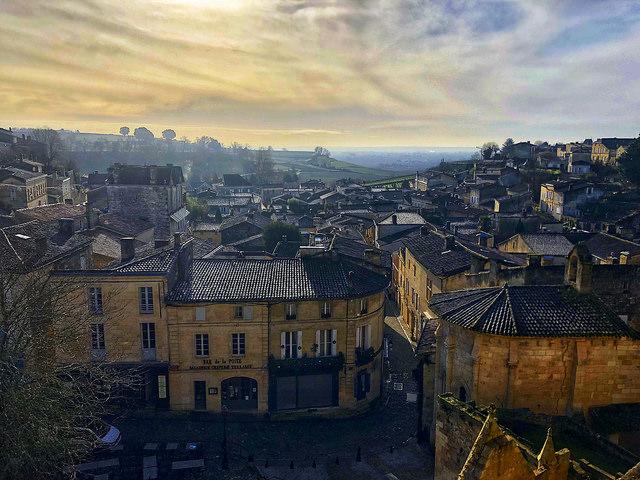 saint emilion, france, wine region, basque country, nouvelle-aquitaine