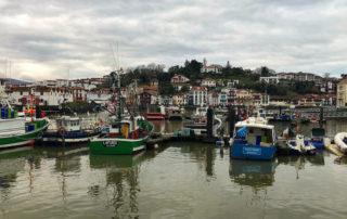 harbor, saint jean de luz, south west france, nouvelle aquitaine