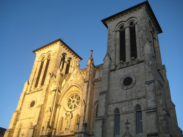 san fernando cathedral, san antonio, texas, cathedral
