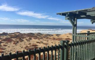 pacific ocean, sanctuary beach resort hotel room view, marina, california monterey bay