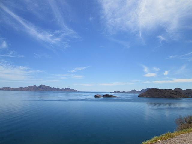 danzanta island, coronado island, sea of cortez