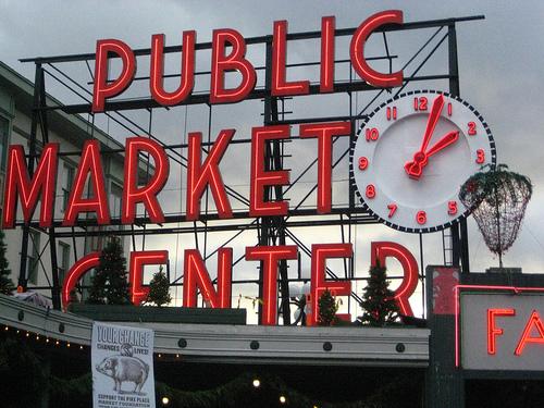 """""""Public Market Place"""""""