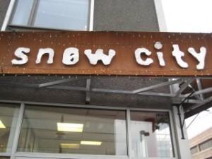"""""""Snow City Cafe"""""""