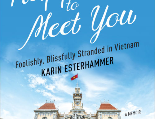 Book Review: So Happiness to Meet You