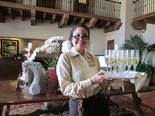 Ojai Valley Inn & Spa welcome