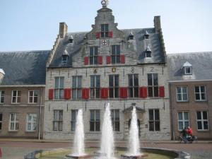 1582 St. Joris Doelen Guild House, Middelburg, Zeeland