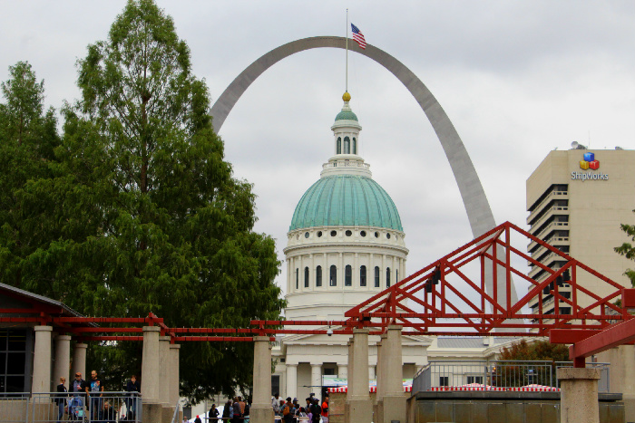One weekend is not enough for a St. Louis visit.
