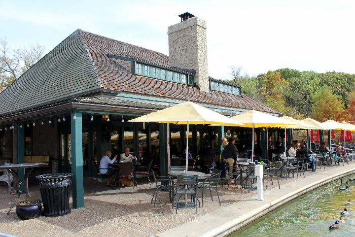 The Boathouse Restaurant is a place to dine and to hang out.