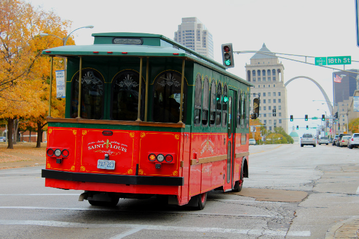St. Louis Trolley Tour