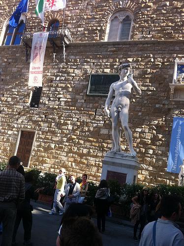 """""""Michelangelo's David"""""""