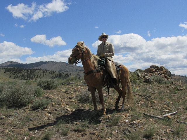 Barbara Barrett, Triple Creek Ranch, Rocky Mountain Rendezvous