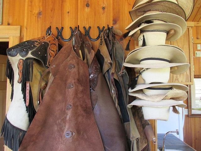 chaps & hats, Triple Creek Ranch, rocky mountain rendezvous