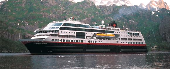 Hurtigruten, Norwegian Coastal Voyage, Nancy D. Brown, travel