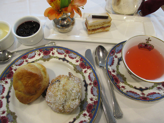 afternoon tea fairmont vancouver, fairmont hotel vancouver, afternoon tea, scones, tea