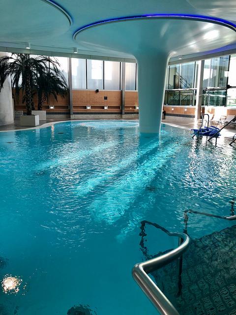 Thermae Bath Spa Review Nancy D Brown