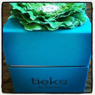 """""""Tieks box"""""""