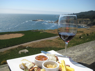 """Timber Cove Inn Cheese Plate"""