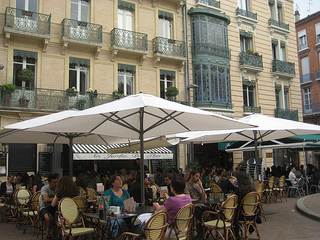 """""""Toulouse Cafe"""""""