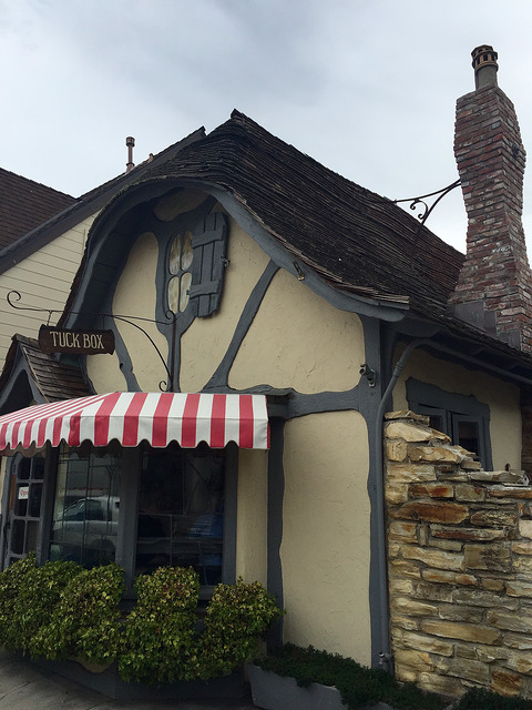 tuck box, carmel, california