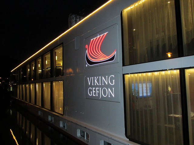 viking gefjon, viking longship, viking river cruise, river cruise
