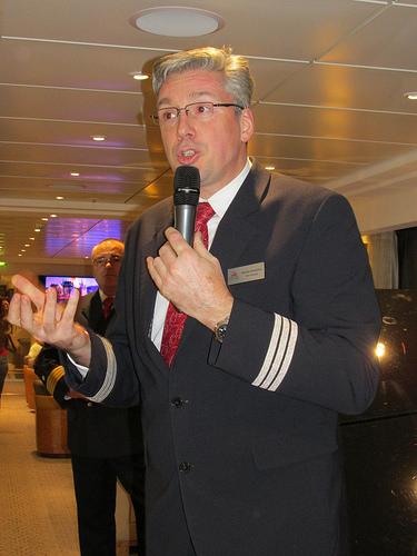 Martijn Kamphuis, hotel manager, Viking River Cruises