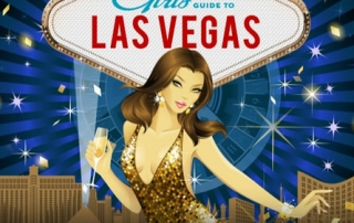 Naughty Girls Guide to Las Vegas, book