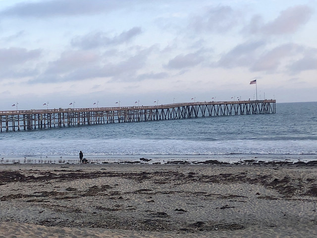ventura pier, visit ventura county like a local, historic ventura pier, ventura county coast, california