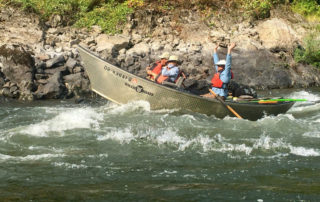 veronica & steve paverman, geoff laird, morrisons rogue wilderness adventures, rogue river, willie boats, southern oregon