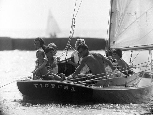 """""""Kennedy"""" sailing"""
