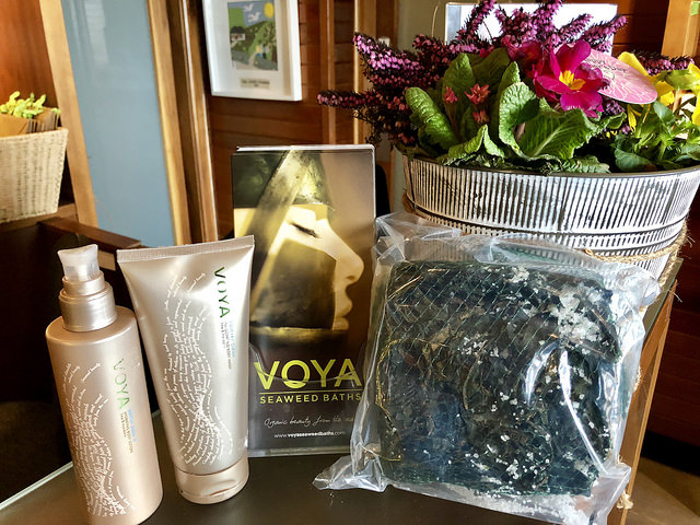 voya skincare products, organic seaweed, dried seaweed, county sligo, strandhill, ireland