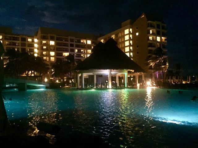 westin lagunamar ocean resort, cancun hotel, infinity pool, quintana roo, mexico