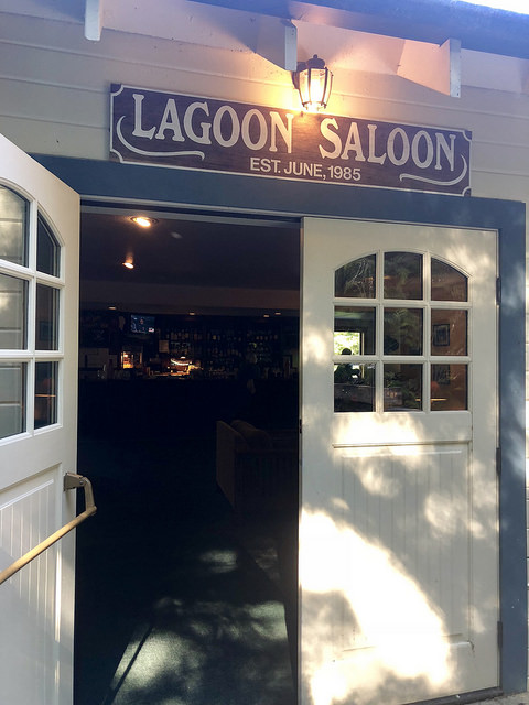 lagoon saloon waterfall resort alaska, fishing lodge in alaska, southeast alaska fishing lodge prince wales island
