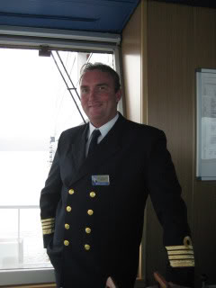 Interview With Captain Henk Keijer Holland America Ms