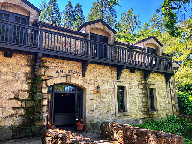 whetstone wine cellars, winery, napa, california