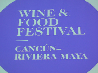 """wine & food festival"" cancun, riviera maya"