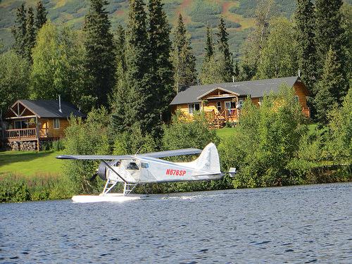"""""""Finger Lake"""" airplane"""