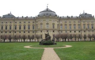 würzburg palace, würzburg, wuerzburg, germany