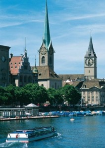 Things to Do in Zurich, Switzerland, Nancy D. Brown, travel